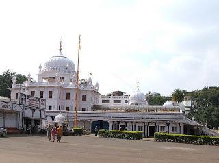 Gurudwara Nanak Jhira Saheb is one of the major sikh shrines in Bangalore
