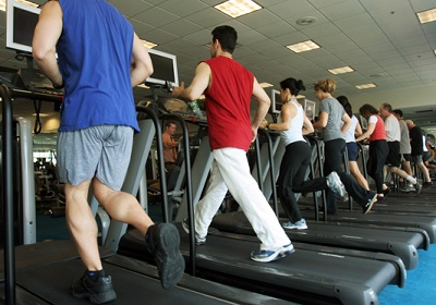 Fitness centres in Trichy