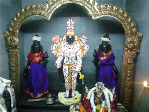Venkata Krishnan Temple in Vellore