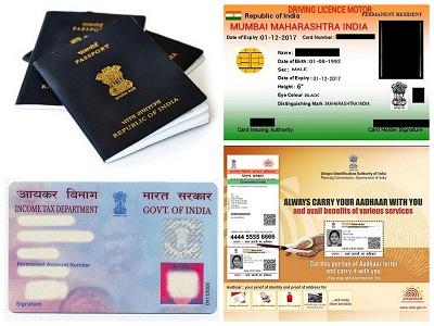 Tiruchirappalli Important Documents