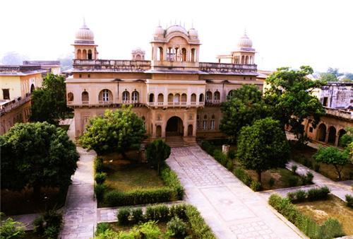 Jaipur Mandir Vrindavan Address