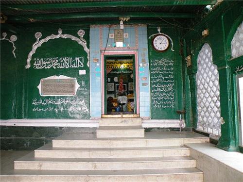 Religiou spots in Nanded