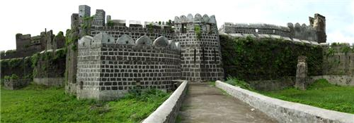 Forts in Nanded