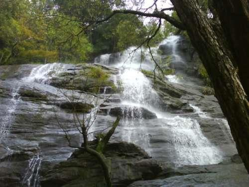 Top Waterfalls in Salem