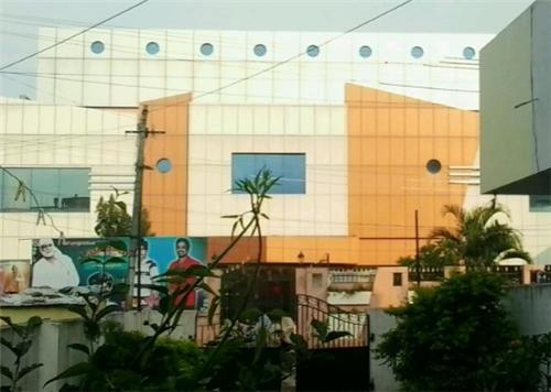 Movie Hall in Khammam