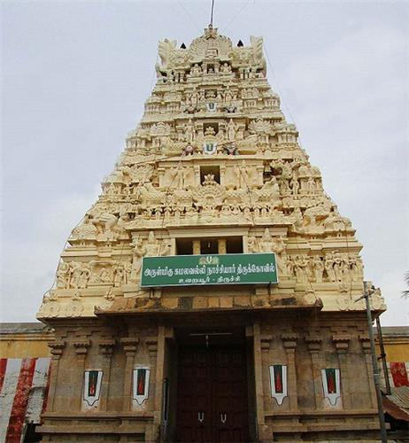 Woriayur Azhagiya Manavala Perumal Temple