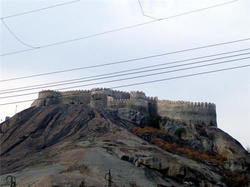 Fort of Namakkal