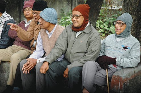 Old age homes in Nanded