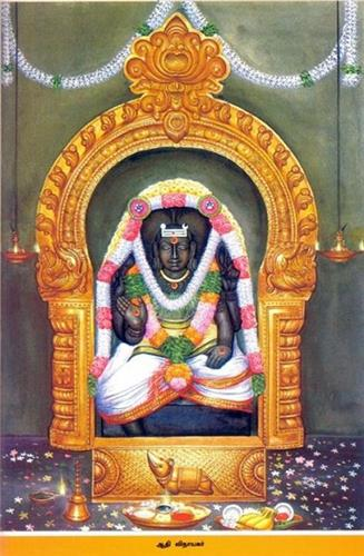 Trichy Sri Nara Mukha Vinyagar