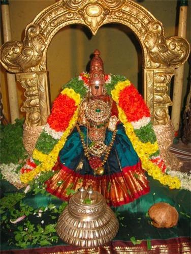 Sri Kamalavalli Thayar