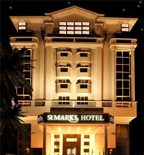 St Mark's Hotel Bangalore