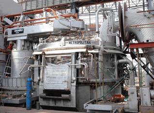 Steel Plant in Salem