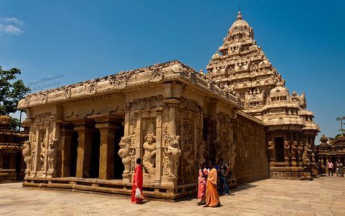 The Tharamangalam Temple, Salem