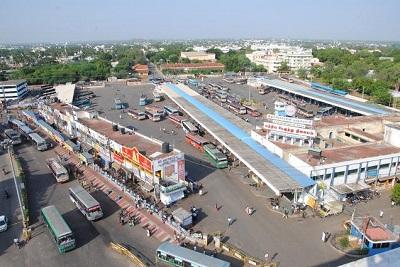 Tiruchirappalli Central Bus Stand