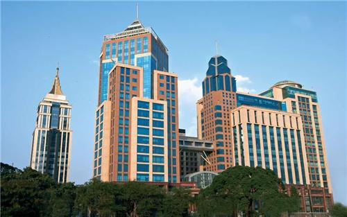 UB City in Bangalore