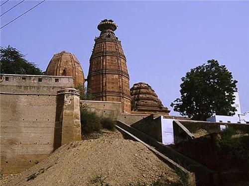 Madan Mohan Mandir Vrindavan