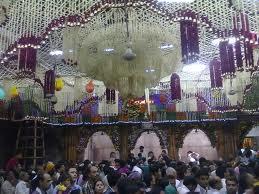 Jhoolan Yatra in Banke Bihari Temple