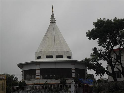 Famous temple in Vrindavan
