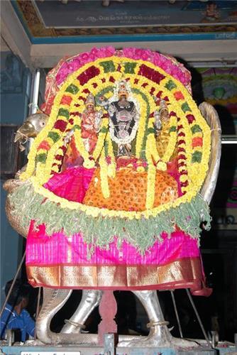 Vayalur Murugan Temple Deity