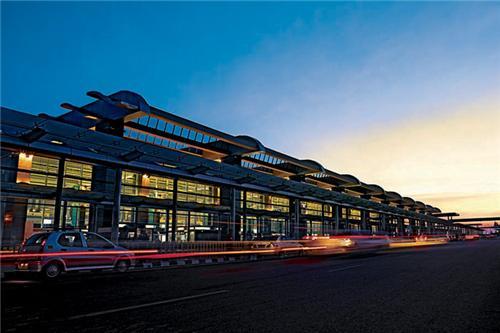 Airport in Bangalore