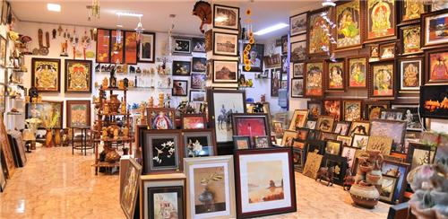 Art Gallery in Trichy