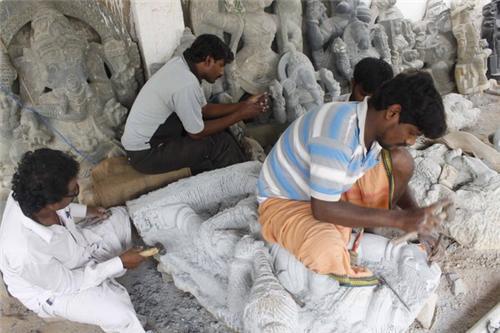 Stone Art in Bangalore