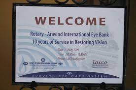 Aravind Eye Bank