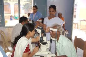 Community Outreach of Aravind Eye Care System, Salem