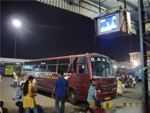 Buses in Trichy