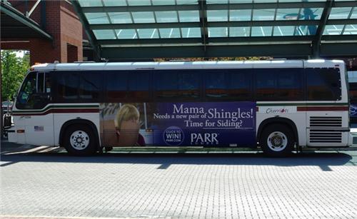 Buses in Salem