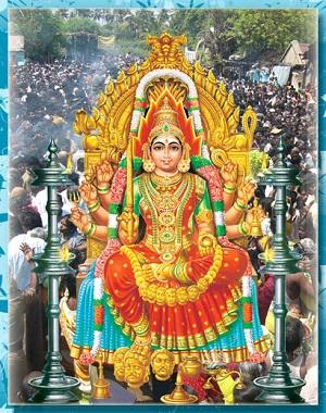 Arulmigu Samayapuram Mariamman