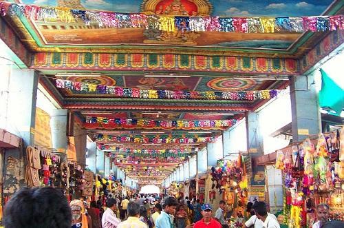 Entranceway of Samayapuram