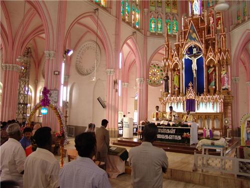 Churches in Trichy