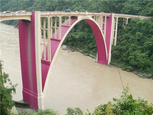 Coronation Bridge Siliguri