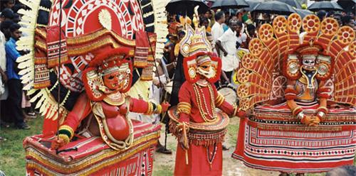 Traditional Culture of Ernakulam