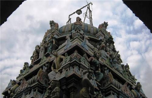 Siddeshwara Temple near Salem