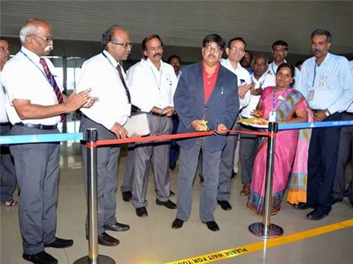 Inauguration of e-Tourist Visa at the Trichy International Airport