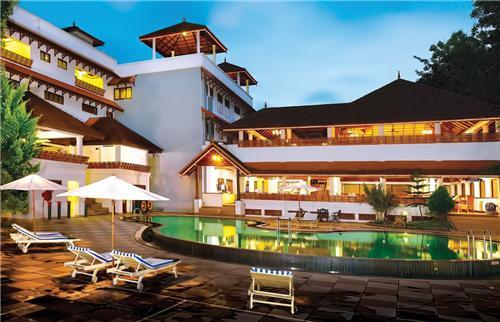Luxurious Accommodation in Ernakulam