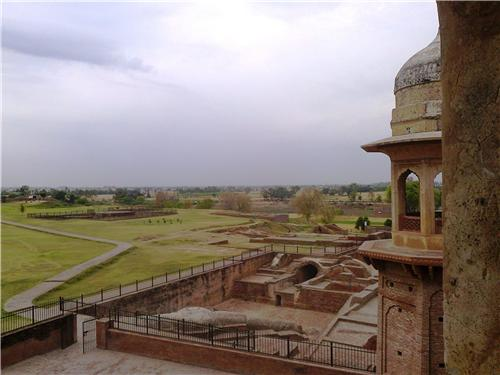 Sightseeing in Thanesar