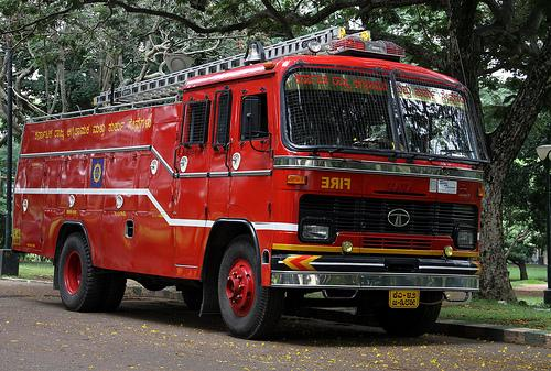 Fire Brigades in Bangalore