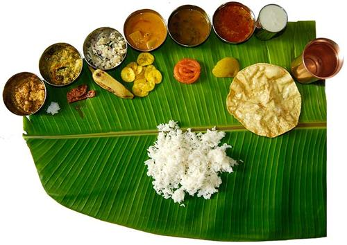 Traditional meal of Salem