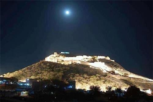 Khammam fort in Khammam