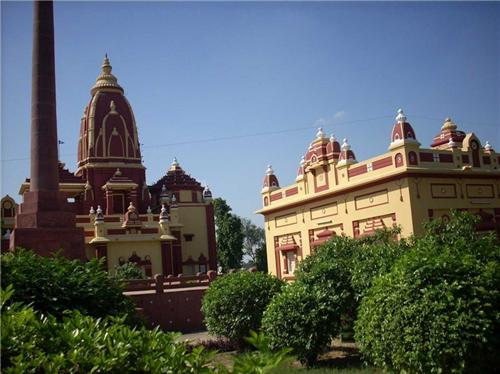 Gita Mandir Vrindavan Location