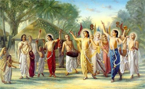 Harinam Sankirtan Mahamantra