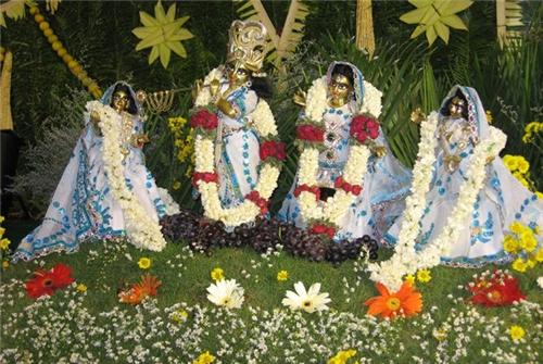 ISKCON in Salem
