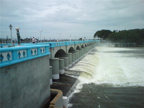 Dams in Trichy
