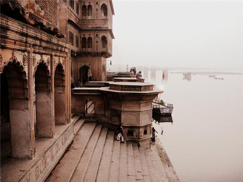 Kesi Ghat in Vrindavan History