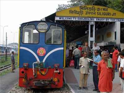 Train Services in Siliguri