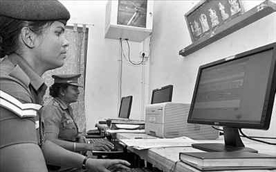 Women Police in Vellore