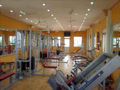 Gyms in Vellore
